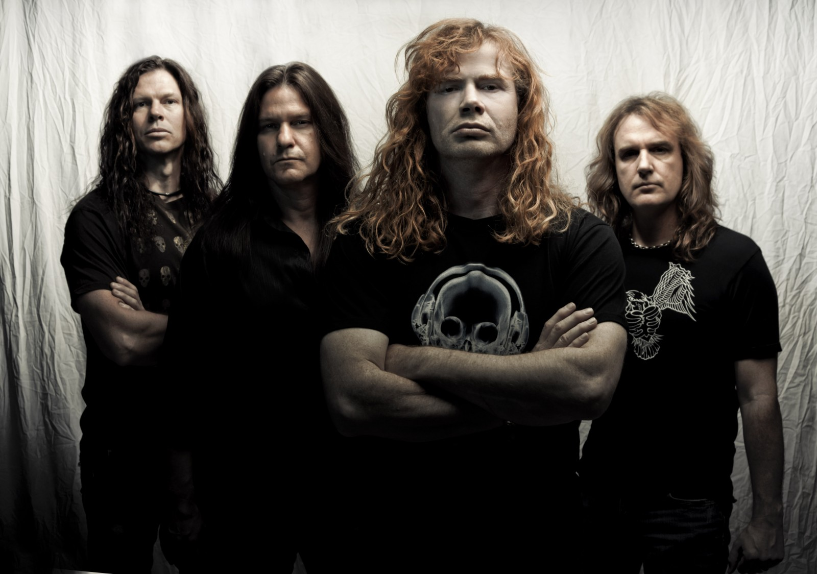Dave Mustaine Moved to Nashville for Country Music. Well, Technically.