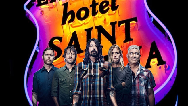 New Foo Fighters EP?