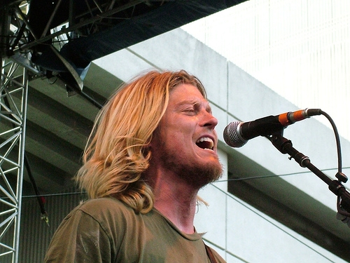 Know What Wes Scantlin Got for Christmas? Arrested.