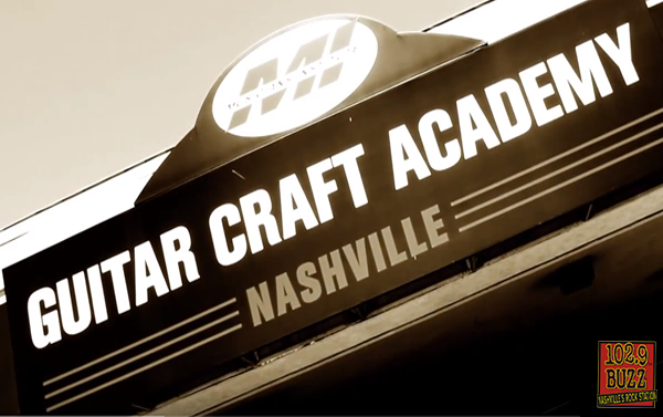 Click for more info on the Guitar Craft Academy