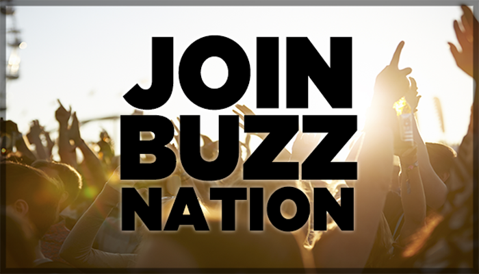 Sign up to become a part of BUZZ NATION