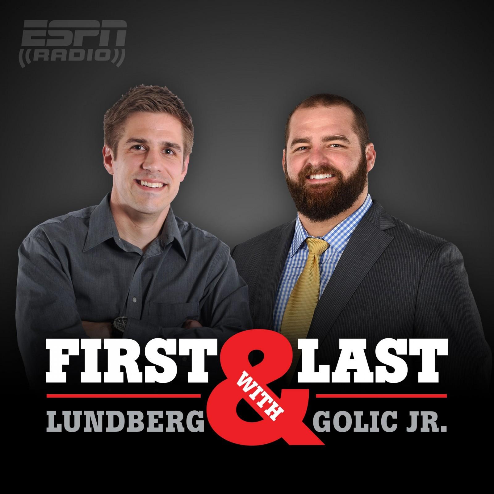 Lundberg & Mike Golic, Jr.