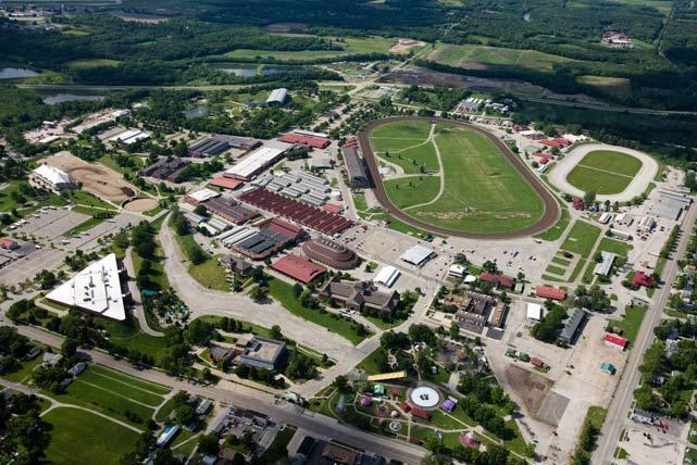 New Foundation to Improve State Fairgrounds