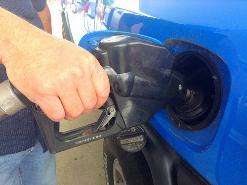 Gas Heading Back Down in Illinois