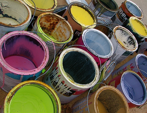 Paint, Stain, and Varnish Collections in Decatur