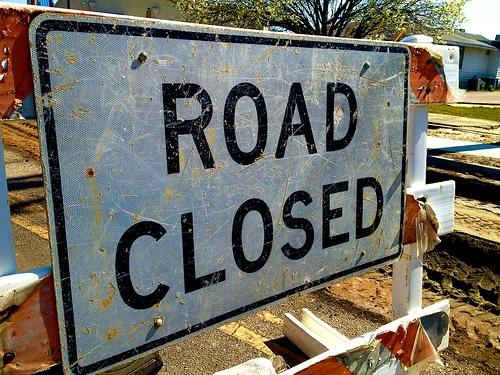 Maroa Township Roads Closed