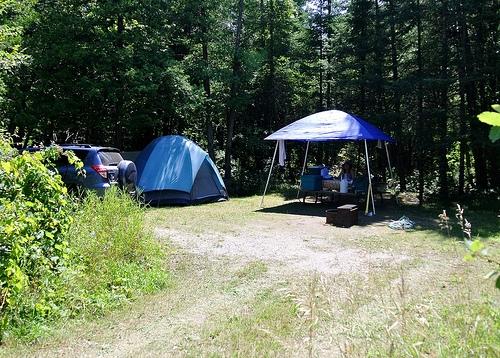 Camping Season at Lake Shelbyville Coming to a Close
