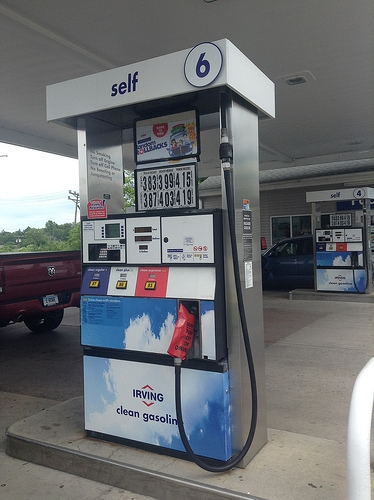 Illinois Gas Prices Down a Little
