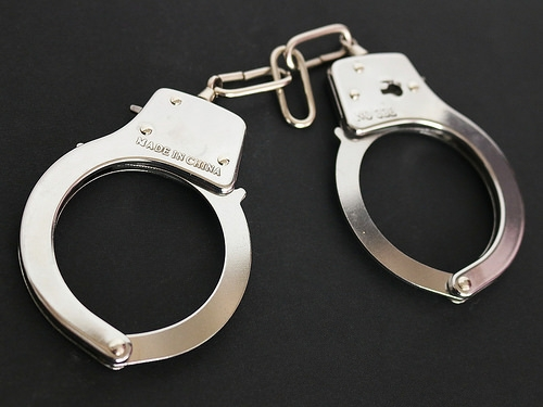 Armour Jr Arrested