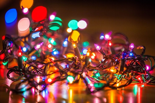 What to do with Those Unwanted Christmas Lights