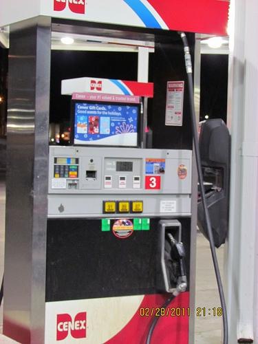 Illinois Gas Prices Down a Bit