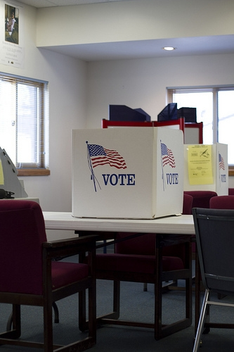 Extended Voting Hours in Sangamon County
