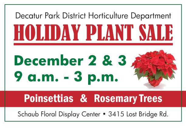 Holiday Plant Sale