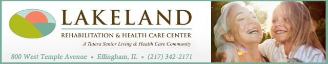 Lakeland Rehab & Health Care - Banner