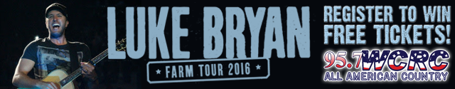 Luke Bryan - Blog Header