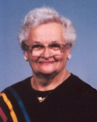 Marion Jean Butts, 89