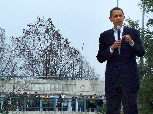 Obama Speech Tickets For Sale For Five-Thousand Dollars
