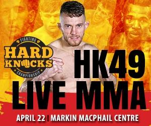 Hard Knocks Fighting - HK49