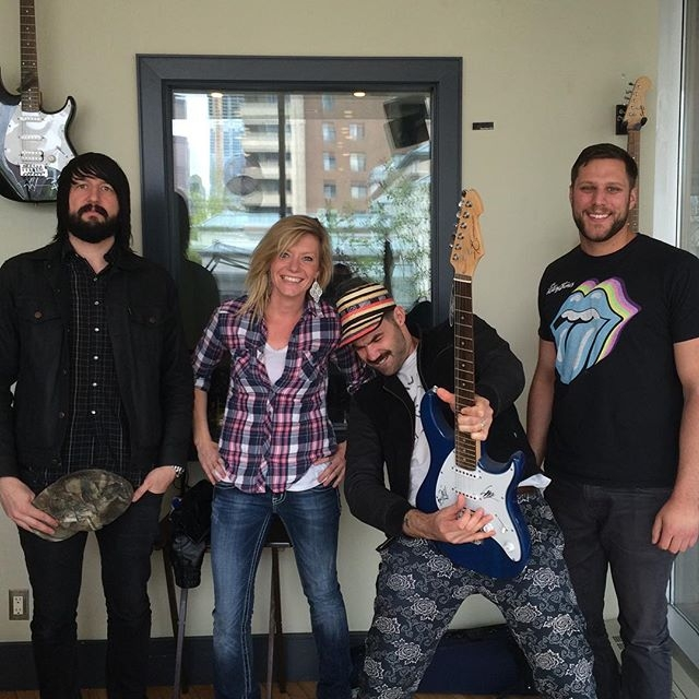 Beckler & Seanna's Full Interview with Death From Above