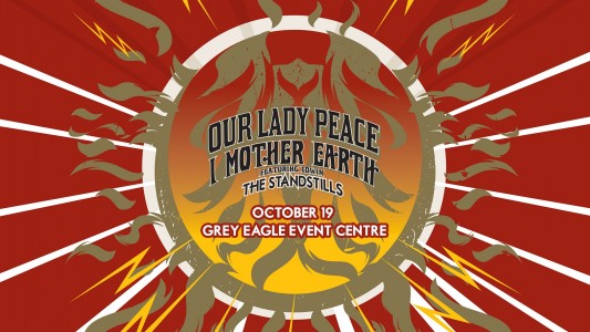 Our Lady Peace & I Mother Earth