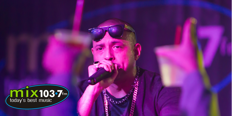 Sean Paul live in Fort McMurray presented by MIX