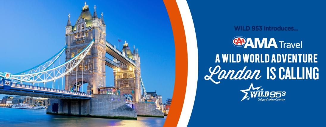 WILD World Adventure – London is Calling