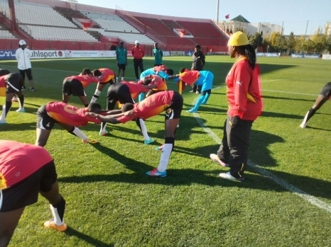 Black Maidens Play Cameroon In Friendly Today