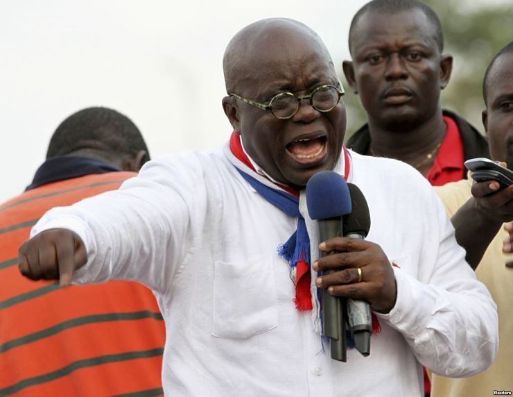 NDC is a confused party – Akufo-Addo