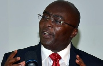 Managers of our country are stealing our money, change them – Bawumia