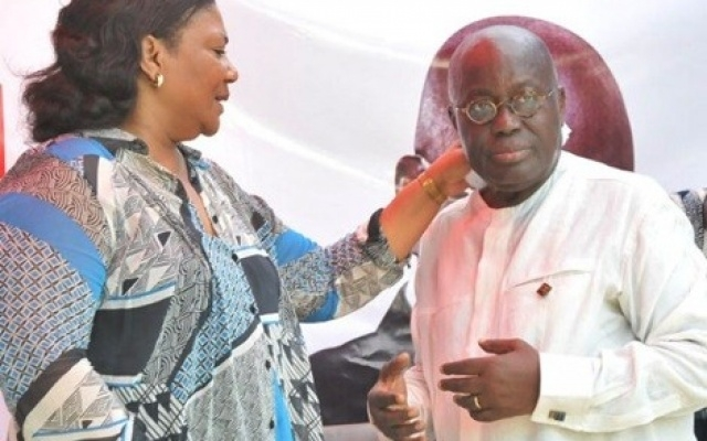 'Tough' Akufo-Addo is Ghana's saviour – Mrs. Akufo-Addo