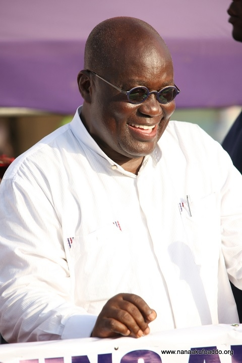 I won't stop appealing to Ghanaians for their votes – Akufo-Addo
