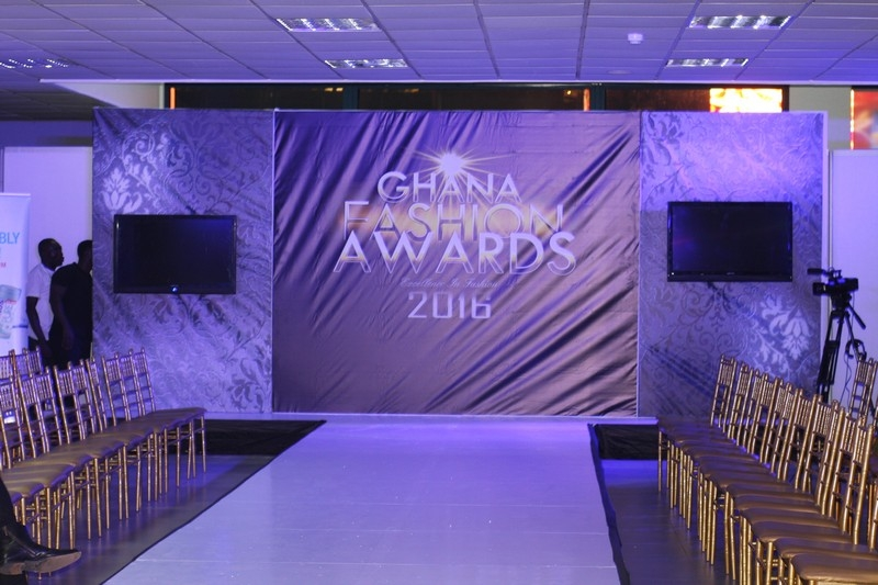 Live Photo Update: Ghana Fashion Awards 2016