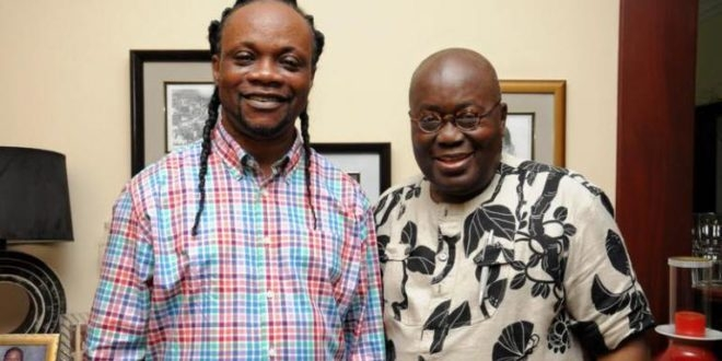 Listen & Download Daddy Lumba's Latest Song For Nana Addo & NPP