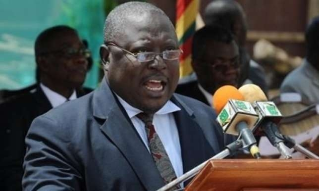 EC on a mission to rig elections - Martin Amidu