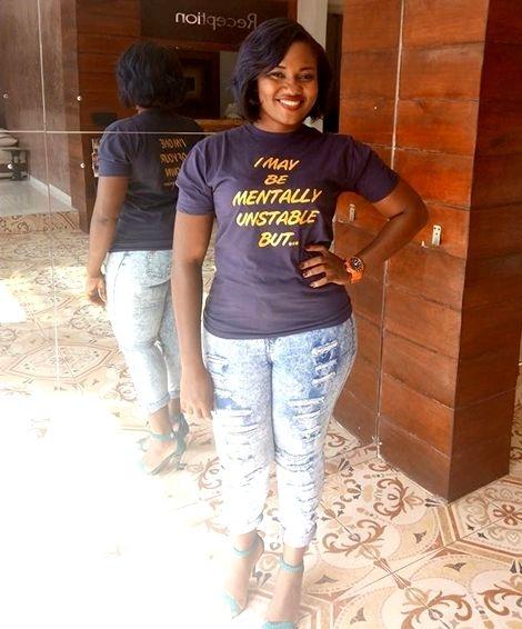Nana Abena Korkor Addo apologizes for releasing her naked videos