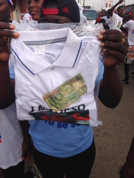 Distribution of money at Asawase: Ghana's day of shame - Stephen Amoah