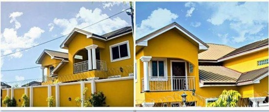 See photos of Shatta Wale's $1m mansion