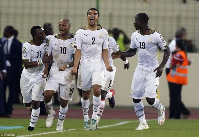 2017 AFCON: Black Stars players must pass CAF medical check-up