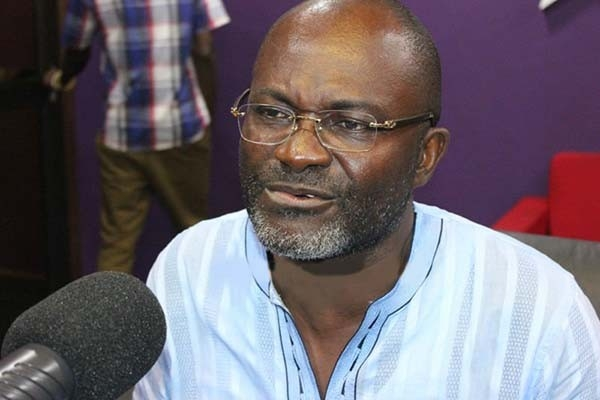 I'm out of insults, I'm a gentleman - Ken Agyapong
