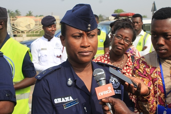 5 Dead, 42 injured in deadly explosion at Labadi - Police confirms