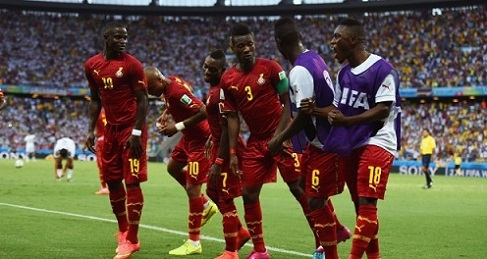 AFCON 2017: Black Stars squad and their respective dates of birth