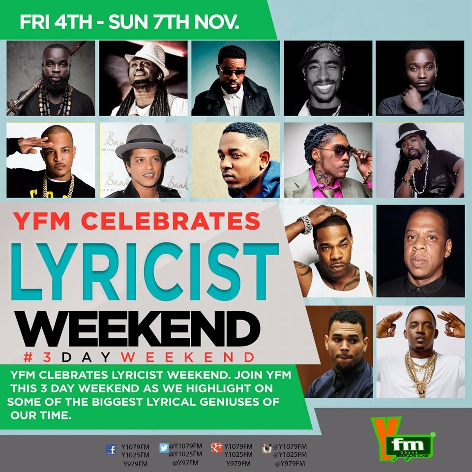 YFM is celebrating Obrafour, Nas, M.anifest and more with Lyricist Weekend