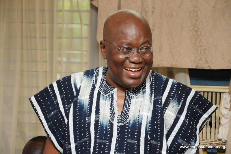Nana Akufo Addo reigns as Ghana's most influential politician