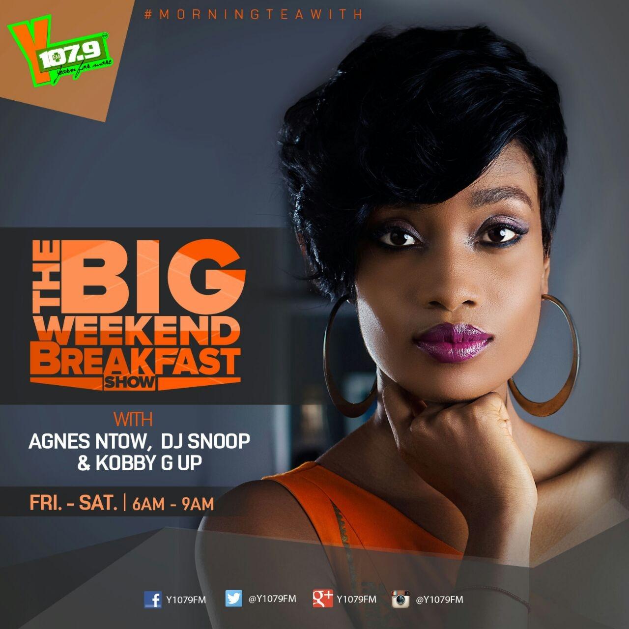The Big Weekend Breakfast Show
