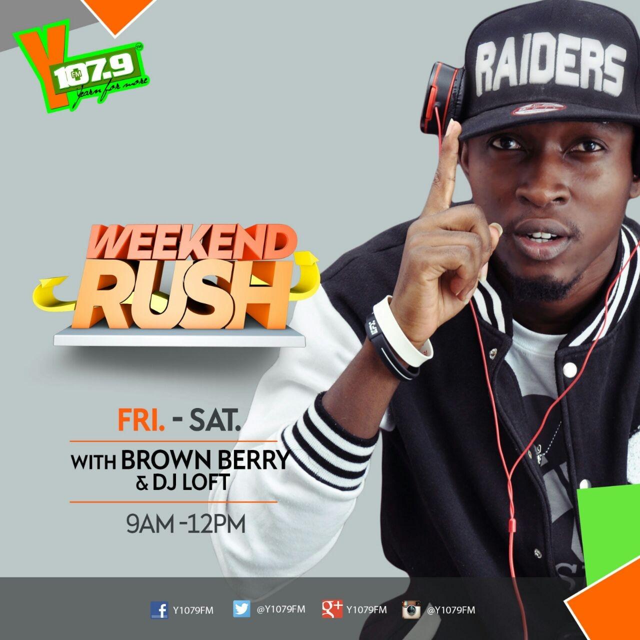 Weekend Rush