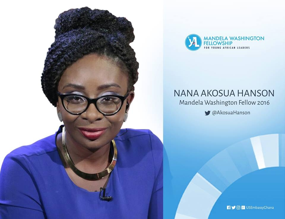 Akosua Hanson Talks About Making Mandela Washington Fellow Final List