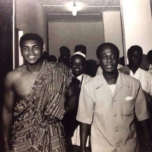 I wish Ghanaians had guts like Muhammad Ali - Kwame Gyan