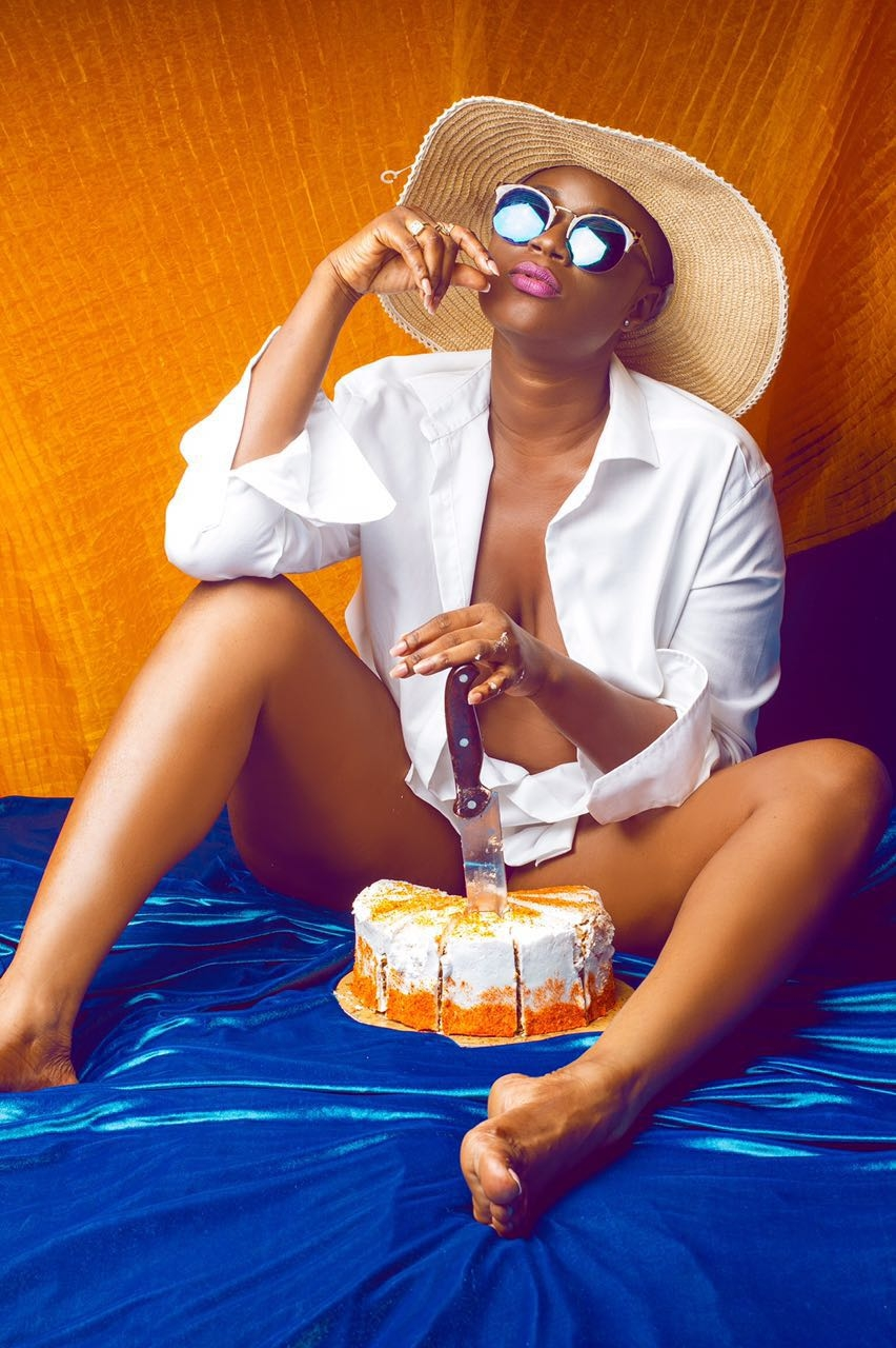 Actress Bibi Bright Releases Eye-Popping Photos On Her Birthday