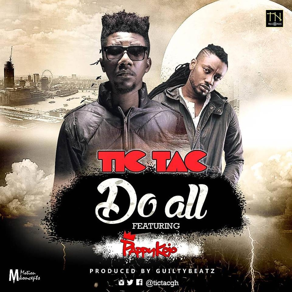 Tic Tac set to premiere 'Do All' featuring Pappy Kojo