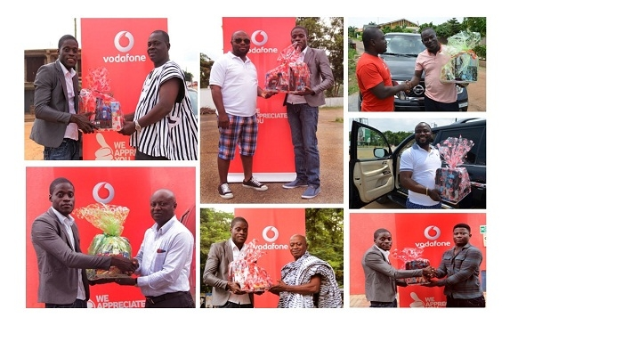 Vodafone Ghana Celebrates High Value Customers on Father's Day